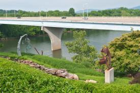 Conde Nast Traveler_River Gallery Sculpture Garden