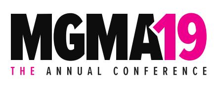 MGMA19 logo