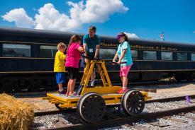 CHA_Fall_Tennessee Valley Railroad Museum Railfest