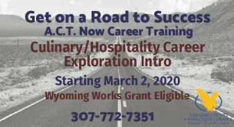 Hospitality Career Ad