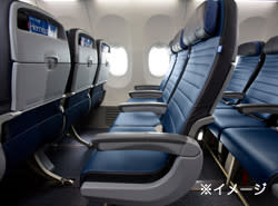 United Airlines seats