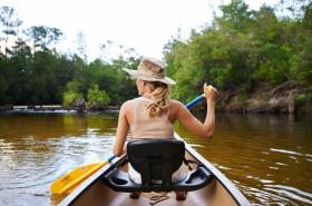 DAYCATION - $40 canoe rentals