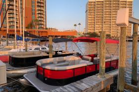 Military Discount for Pontoon Boat and Stand up Paddle Board Rentals