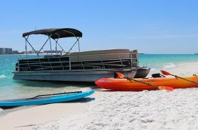 Pontoons, Paddle boards and More- Off Season Rates now Available