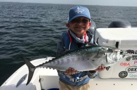 $300 Fish Charter: 3-Hour Inshore Fishing Charter- Great for Kids too!