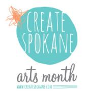 Create Spokane Logo