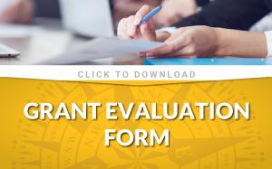 Grant Evaluation Form graphic