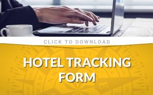 Hotel Tracking Form graphic