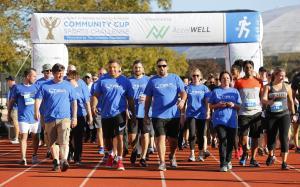 Community Cup Walk
