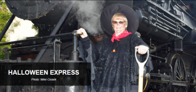 Halloween Express W&W Blog