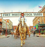 Stockyards Adventure Passport