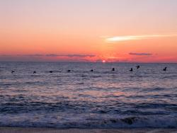 Sunrise at Kure Beach