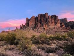 Superstition Mountains Lost Dutchman State Park - Crowdriff