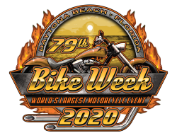 Daytona Bike Week 2020 logo