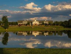 Spend the night at the Portofino Horse Barn located in Clayton, NC.