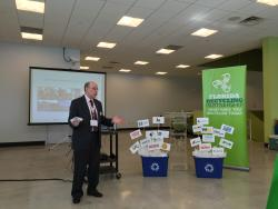 Speaking at Florida Recycling Summit