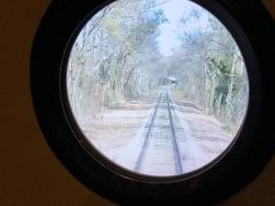 Escape Experience_Train Window