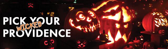 Halloween in Providence