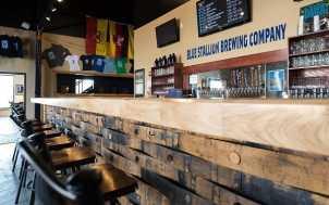 Blue Stallion Bar