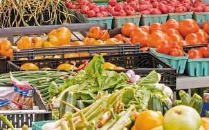Bluegrass Farmers' Market: Lexington, KY