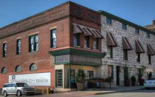 Capital City Museum: Frankfort, KY