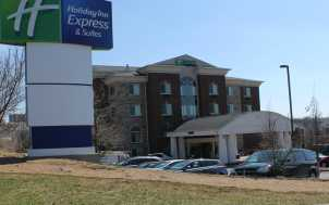 Holiday Inn Express Hotel & Suites Downtown; Lexington, KY