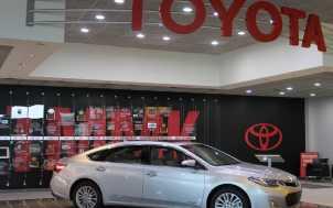 Toyota Motor Manufacturing