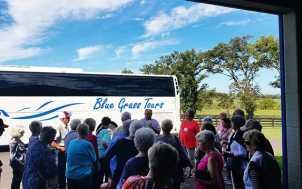 Blue Grass Tours