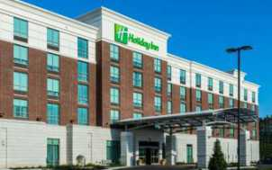 Hamburg Holiday Inn Exterior