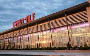 Red Mile Facade