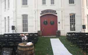 Round Barn Exterior