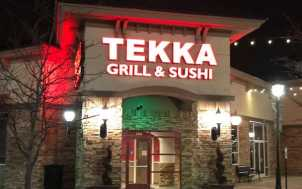 Tekka Japanese Grill