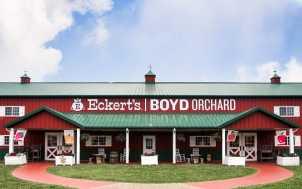 Eckert's Boyd Orchard