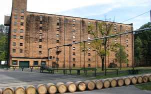 Buffalo Trace Distillery: Frankfort, KY
