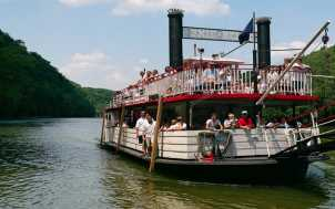Dixie Belle Riverboat: Harrodsburg, KY