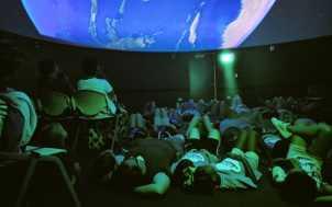 Farish Planetarium