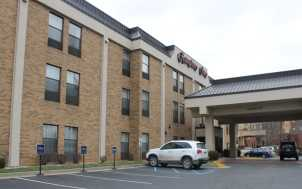 Hampton Inn South Keeneland-Airport: Lexington, KY