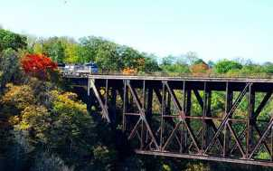 High Bridge Historic Park: Lexington, KY