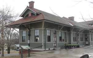Historic L & N Depot and Museum: Stanford, KY