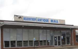 Meadowthorpe Antique Mall: Lexington, KY