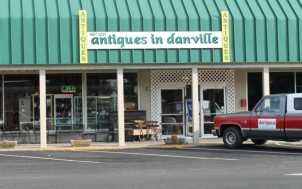 Not Just Antiques: Danville, KY