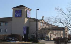 Sleep Inn; Lexington, KY