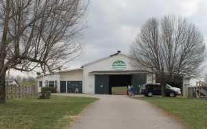 Sunburst Horsemanship School: Nicholasville, KY