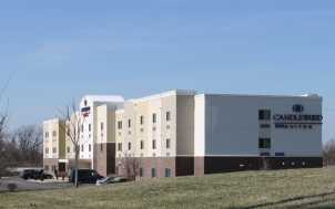 Candlewood Suites; Lexington, KY