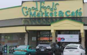 Good Foods Market and Cafe: Lexington, KY