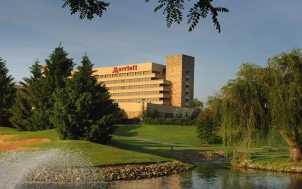 Griffin Gate Marriott Resort Golf Club: Lexington, KY