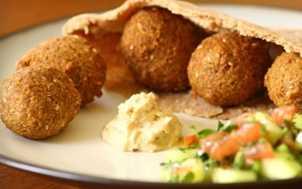 Oasis Mediterranean Restaurant: Lexington, KY