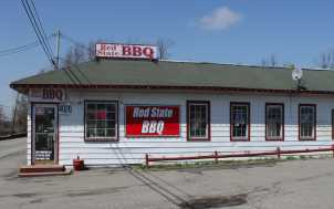 Red State BBQ; Lexington, KY
