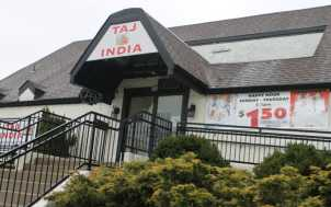 Taj India Indian Restaurant: Lexington, KY