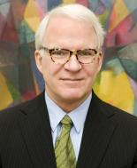 """Legendary entertainer (actor, comedian, author, playwright, producer & musician) Steve Martin will make an exclusive appearance at the Palace Theatre on Wednesday, March 30th at 8 PM for """"A Conversation with Steve Martin""""."""